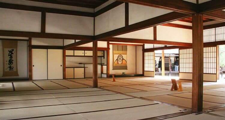 Interior del Daihojo