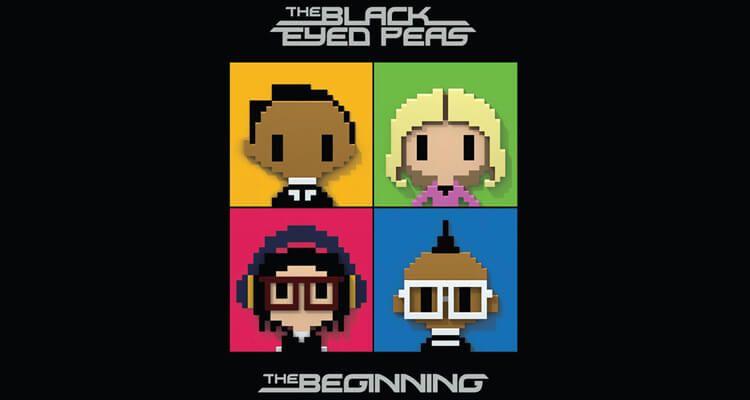 """Portada del disco """"The Beginning"""""""