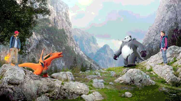 ¿Se parecerá la película a las imágenes de este anuncio del Pokémon X e Y?