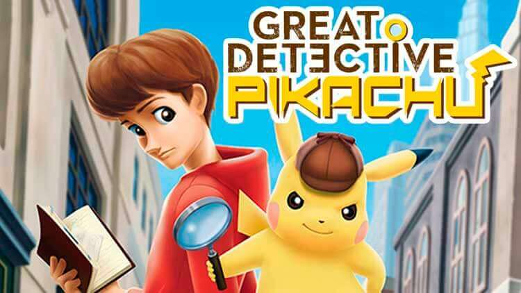 Tim Goodman y Detective Pikachu