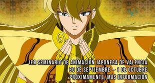 Primer Seminario de Animación Japonesa de Valencia