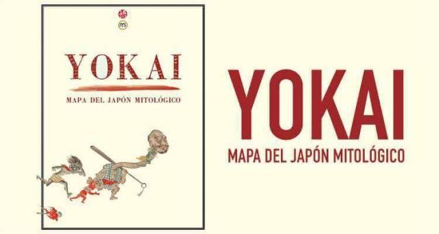 «Yokai, mapa del Japón mitológico», de Satori Ediciones