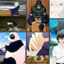 shōgi en el anime