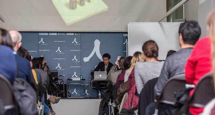 Conferencia de Ishikawa en Barcelona