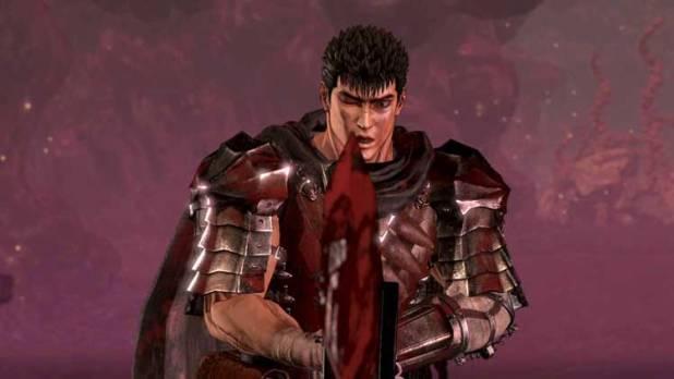 Criaturas demoníacas, sangre y vísceras, serán los acompañantes más recurrentes de Guts en esta adaptación, tal como sucediera en el manga original de Berserk.