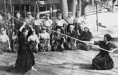 Toda ha Buko ryu naginatajutsu
