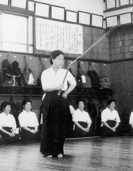 Jikishinkage ryu naginata / Choku Yushin ryu kusarigamajutsu