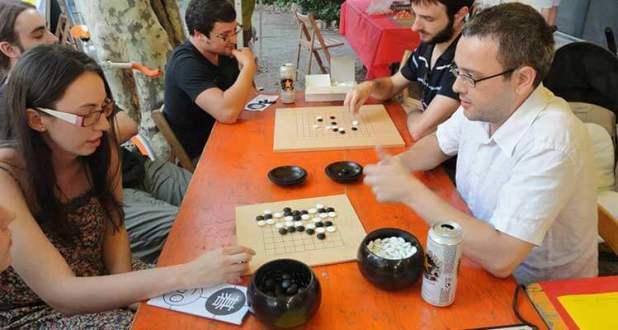 Juegos tradicionales en Hikari 2017