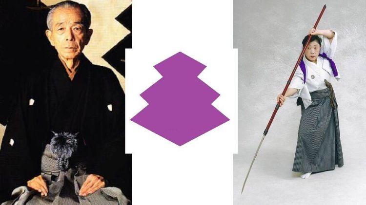 Ogasawara Tadamune sensei y Shimizu Nobuko sensei