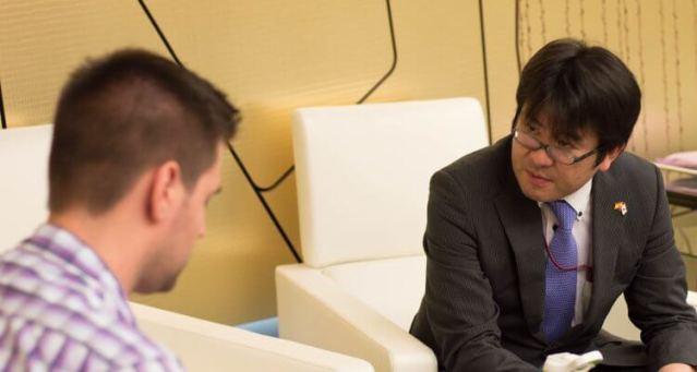 Entrevista Akira Suzuki