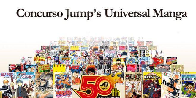 Concurso Jump´s Universal Manga