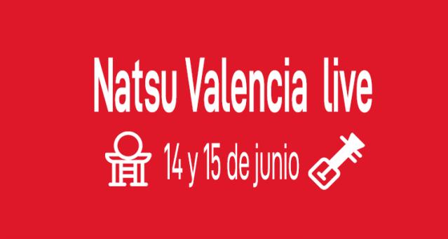 Natsu Valencia live