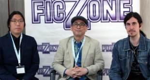 Entrevista a Tensai Okamura en FicZone 2019