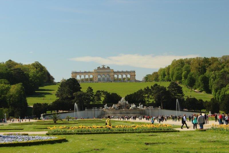 Vienna Schonbrunn palace