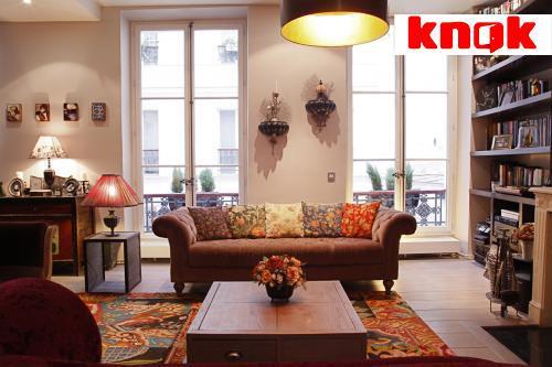 Paris house- website