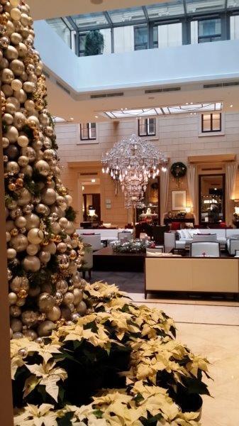 Palais Hansen Kempinski lobby