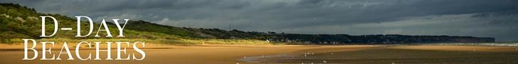 D-day beaches