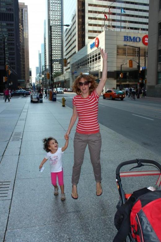downtown Toronto