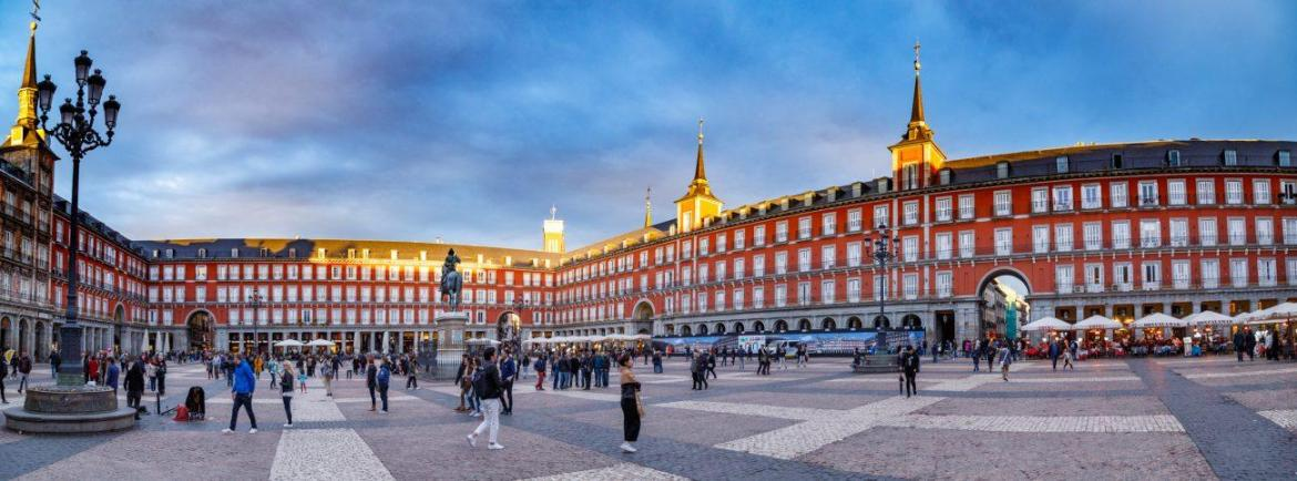 Madrid with kids