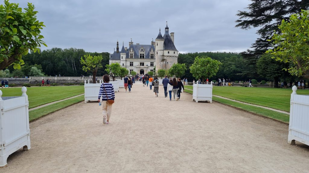 Chenonceau Castle with Kids