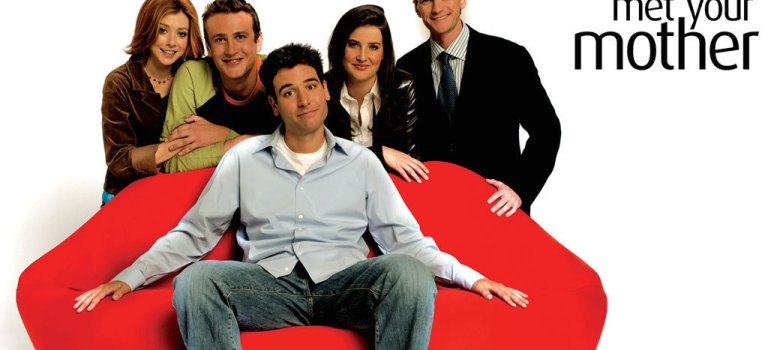 Bir muhafazakar dizi; How i met your mother