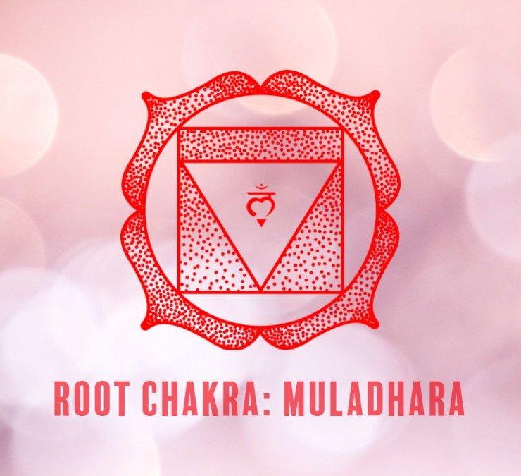 海底輪(Root Chakra): 穆拉達拉(Muladhara),塵世中的安全感