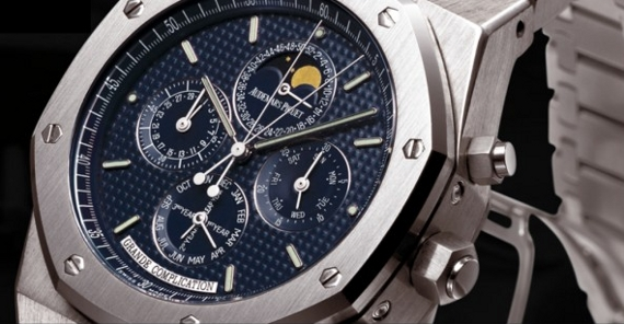 10 Watches More Expensive Than A Ferrari