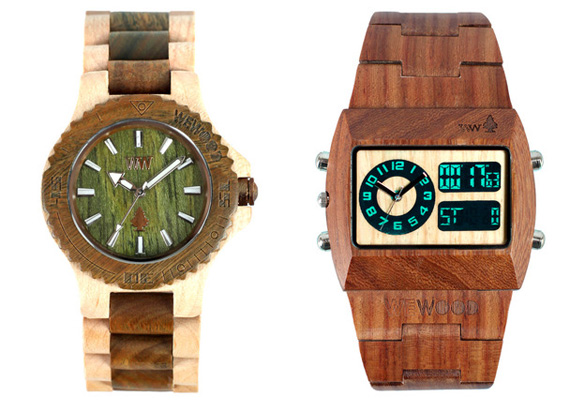 wewood wooden watch
