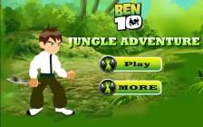 Ben 10 Jungle Adventure