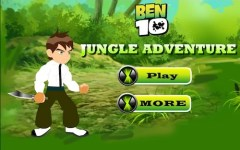 Ben 10 Jungle Adventure