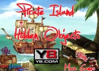Pirate Island Hidden Object