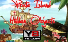Pirate Island Hidden Object