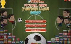 Football Heads 2016/2017 Championship League
