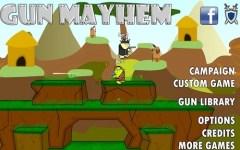 Gun Mayhem 1st Version