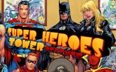 Super Heroes Tower Defense