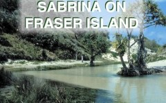 Sabrina of Fraser Island