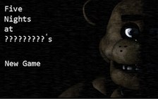 Five Nights At Freddy (FNAF)