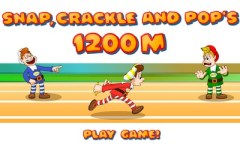 Snap, Crackle, and Pop's 1200 M