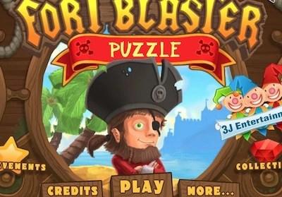 Fort Blaster Puzzle