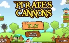 Pirate and Cannons