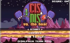 Cis and Dis vs The Beat