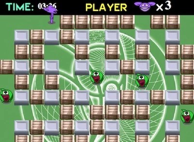 Bomberman (the Chinese version)