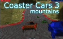 Coaster Cars 3 Mountains