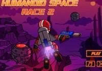 Humanoid Space Race 2