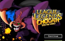 League of Legends Cho'Gath Eats the World