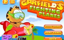 Garfield's Fighting Planes