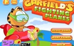 Garfield's Fighting Planes