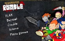 Newground's Rumble