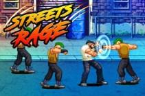 Streets Rage