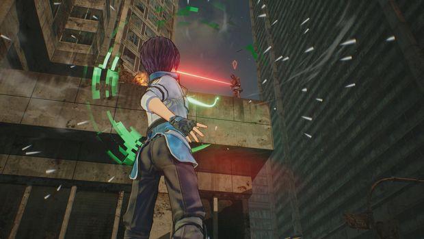 Free Download Sword Art Online: Fatal Bullet PC Game